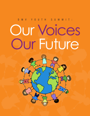 DMV Youth Summit REPORT_Our Voices Our Future-1 copy